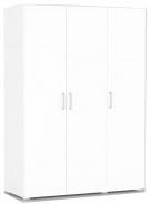 Šatní skříň REA Venezia 3 - bílá