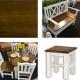 Selský nábytek v odstínu K11