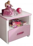 Dětský noční stolek Rose