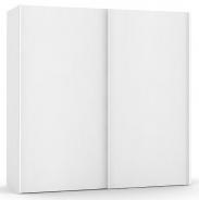 Velká šatní skřín REA Houston up 2 - bílá
