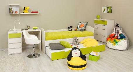 Dětský pokoj REA III - výběr odstínů