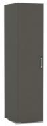 Šatní skříň REA Venezia 1 - graphite