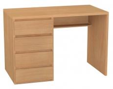 Psací stůl Rea Play 2, levý - buk