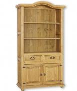 Dřevěný regál z masivu selský REG 06 - výběr moření
