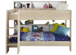 Patrová postel  Charly - akácie