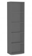 Policový regál REA Store 60x200cm - graphite