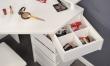 Toaletní stolek Ringo - bílá