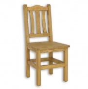 Židle z masivního dřeva SIL 05 selská - výběr moření
