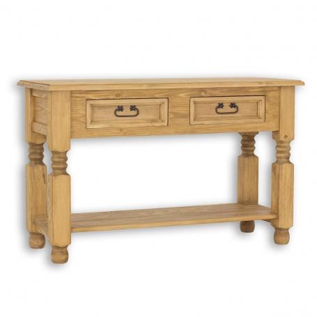 selský konferenční stolek