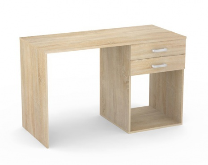PC stolek REA Sam - dub bardolino