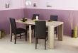 Jídelní stůl Lilly - dub melamine