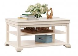 Konferenční stolek Annie - dub provence bílá