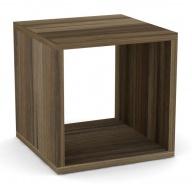 Multifunkční stolek REA Block - ořech rockpile