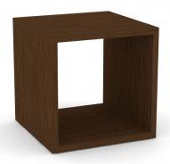 Multifunkční stolek REA Block - wenge