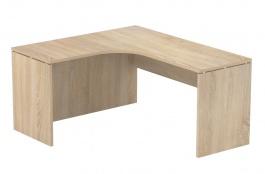 Rohový stůl REA Play - dub bardolino