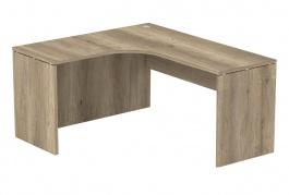 Rohový stůl REA Play - dub canyon