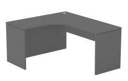 Rohový stůl REA Play - graphite