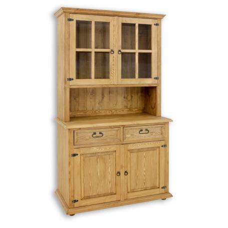 Selský kredenc dřevěný VIT 05