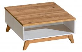 Konferenční stolek Olaf - borovice andersen/dub nash