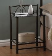 Noční stolek VD 930 - černý