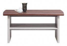 Konferenční stolek MAGIC - dub/modřín sibiřský