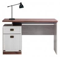 Psací stůl MAGIC - dub/modřín sibiřský