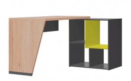 Psací stůl WOW W-7 zelená