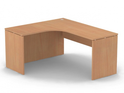 Rohový stůl REA Play - buk