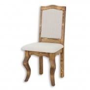 Jídelní židle rustikální LUD 15 - výběr moření