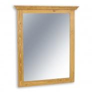 Zrcadlo s dřevěným rámem COS 03 - výběr moření