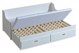 Pěnová rozkládací matrace 160cm (2x80cm) Ramlod