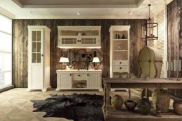 Obývací stěna Annie 3 - dub provence