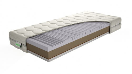 Sendvičová matrace Pegas Comfort - visco pěna