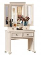 Toaletní stolek se zrcadlem Annie - dub provence