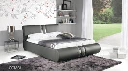 Čalouněná postel COMBI 160x200cm
