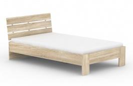 Studentská postel REA Nasťa 120x200cm - dub bardolino
