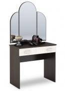 Toaletní stolek Basia - dub belfort/wenge