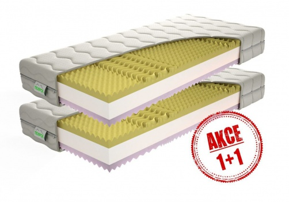Sendvičová matrace Biana 1+1 Zdarma 80x200cm