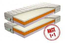 Zdravotní matrace Lea 1+1 Zdarma - 80x200cm
