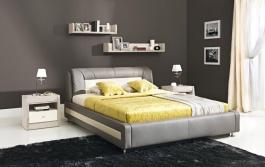Čalouněná postel AXEL 180x200cm