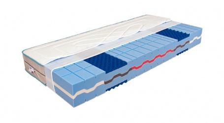 Zdravotní matrace Lila hard (130 Kg) - antidekubitní
