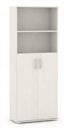 Široká kombinovaná skříňka REA Office S50+D3(2ks) - navarra - výběr dvířek