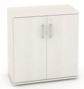 Nízká dvéřová skříňka REA Office S20 + D2 (2ks) - navarra - výběr dvířek