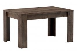 Jídelní stůl rozkládací 120 INDIANAPOLIS jasan tmavý