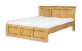 Masivní postel 90x200 ACC 03 - výběr moření