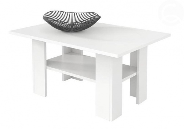 Konferenční stolek AGA H43 -  bílá