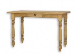 Rustikální jídelní stůl MES 04 - výběr moření