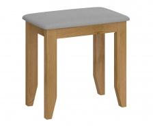 Stolička Pablo - masiv/šedá
