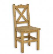 Jídelní židle masiv SIL 02 - výběr moření