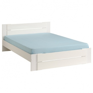 Studentská postel Amanda 140x190cm - bílá
